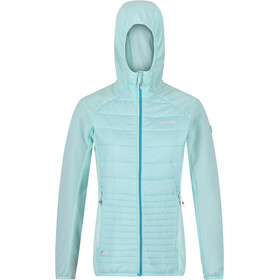 Regatta Andreson V Jacket Women, cool aqua/cool aqua
